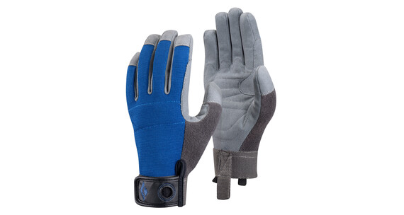 Black Diamond Crag Gloves cobalt blue